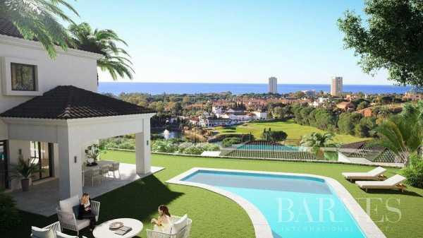 Superbe projet avec vue panoramique mer Marbella  -  ref 3764995 (picture 1)
