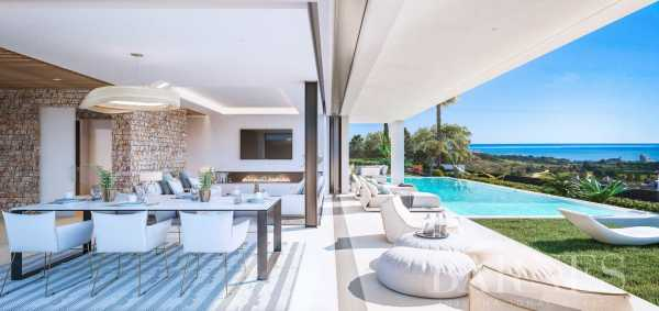 7 contemporary luxury villas with sea views Estepona  -  ref 4026271 (picture 2)