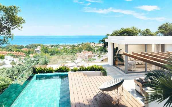 Luxury appartmens and duplex penthouse Marbella  -  ref 4448705 (picture 1)