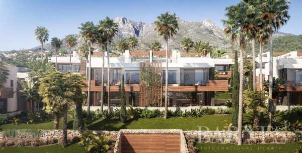 Semi-detached homes in Sierra Blanca with many customisation options Marbella  -  ref 4080715 (picture 2)