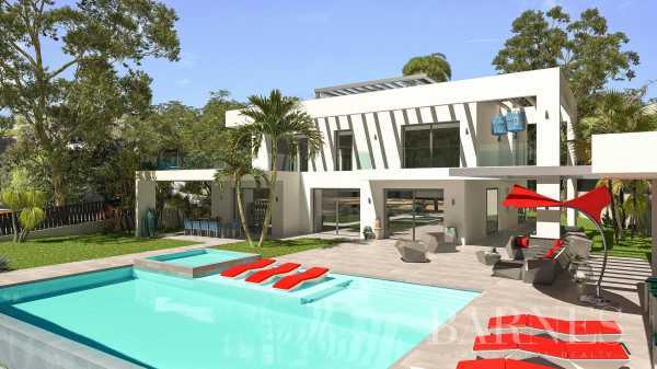 Fantastic villa on Marbesa beach Marbella  -  ref 4302651 (picture 2)