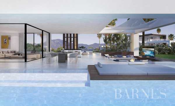 12 villas de luxe dans le New Golden Mile Estepona  -  ref 4027688 (picture 1)