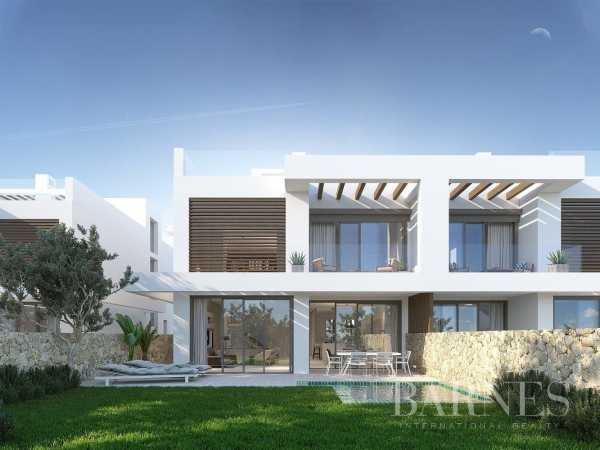 CONTEMPORARY LUXURY VILLA WITH SEA VIEW Marbella  -  ref 4360886 (picture 1)