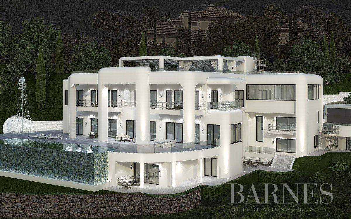 Benahavís  - Villa 25 Cuartos 10 Habitaciones - picture 5