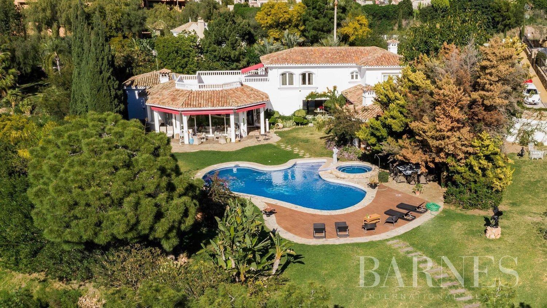 Benahavís  - Villa 20 Cuartos 10 Habitaciones - picture 2