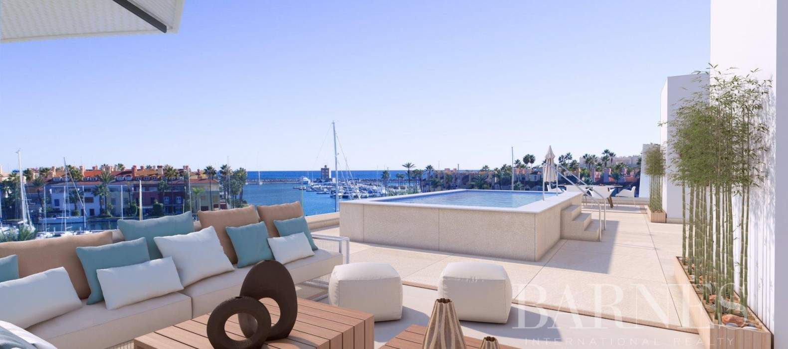Sotogrande  - Penthouse 4 Bedrooms - picture 1