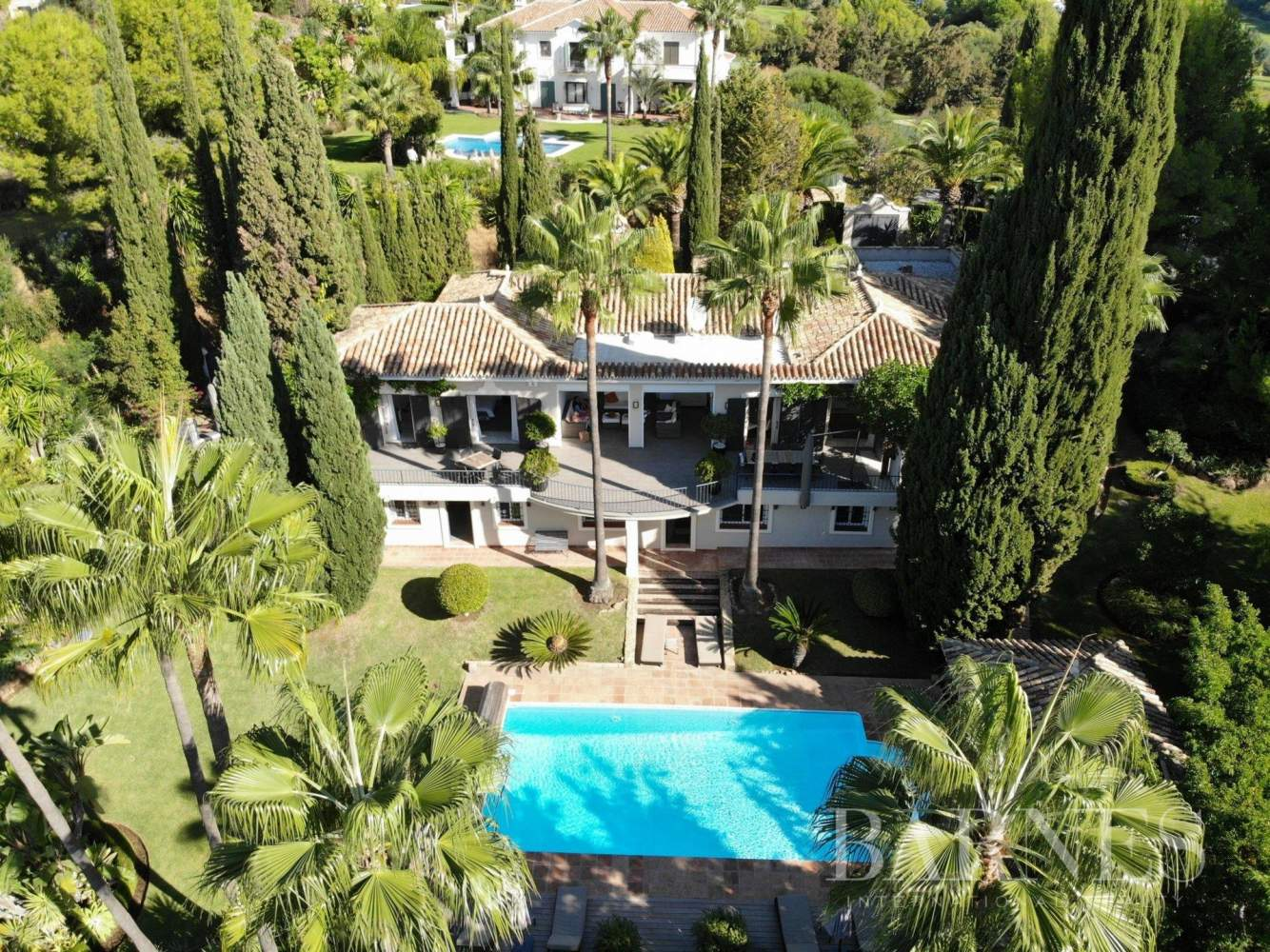 Benahavís  - Villa 25 Pièces 5 Chambres - picture 2