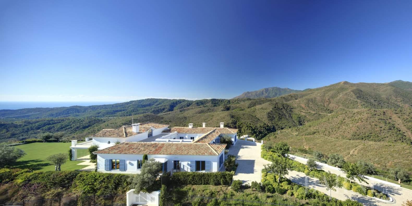 Benahavís  - Villa 6 Cuartos 5 Habitaciones - picture 1