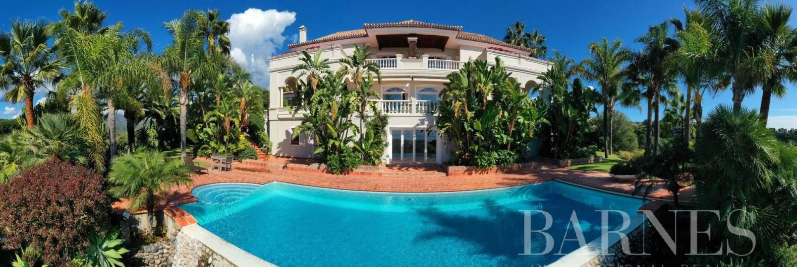 Benahavís  - Villa 30 Cuartos 7 Habitaciones - picture 9