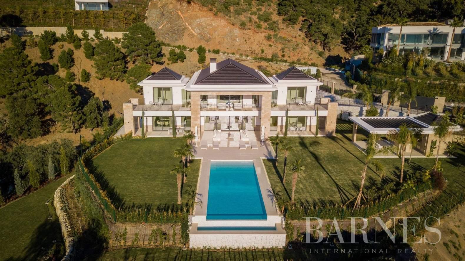Benahavís  - Villa 30 Pièces 7 Chambres - picture 1
