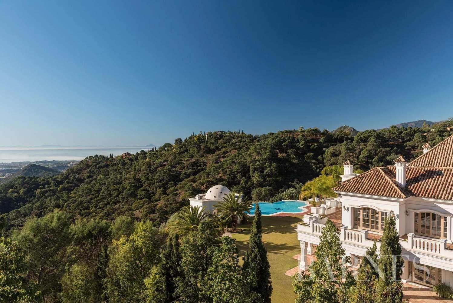 Benahavís  - Villa 35 Cuartos 8 Habitaciones - picture 3
