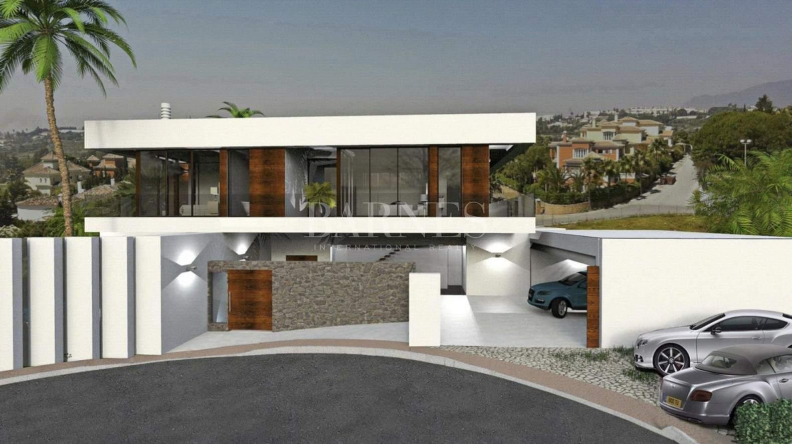 Nueva Andalucia  - Villa 10 Cuartos 5 Habitaciones - picture 3