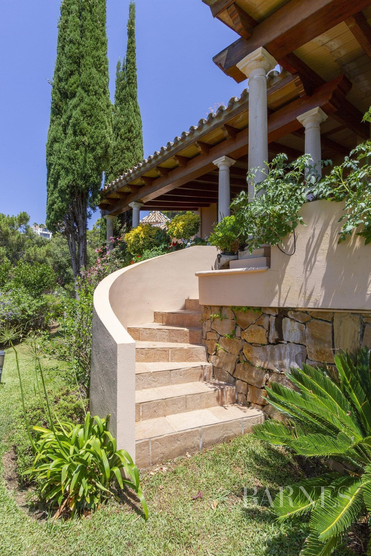 Benahavís  - Villa 20 Cuartos 4 Habitaciones - picture 13