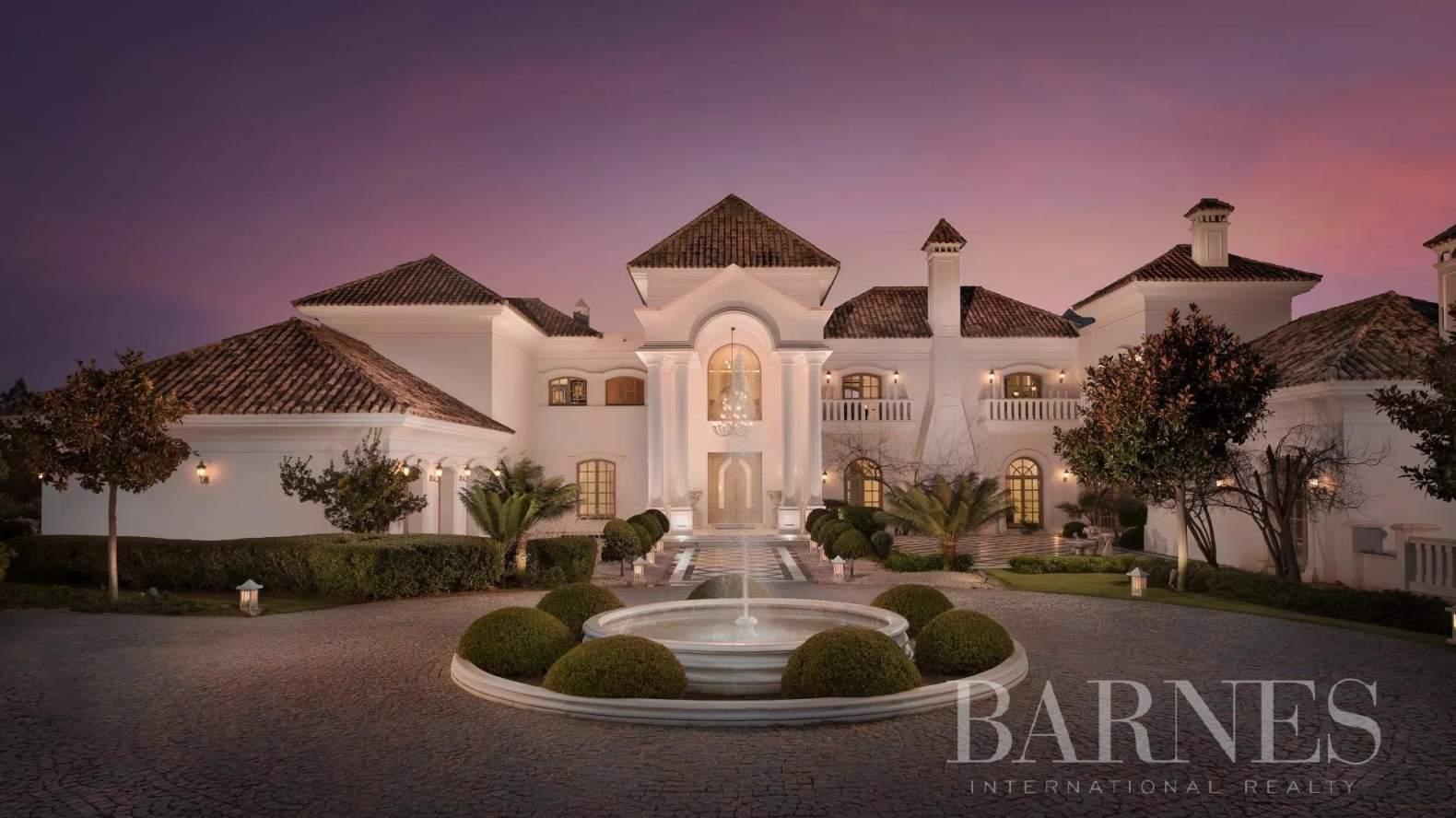 Benahavís  - Villa 35 Cuartos 8 Habitaciones - picture 1