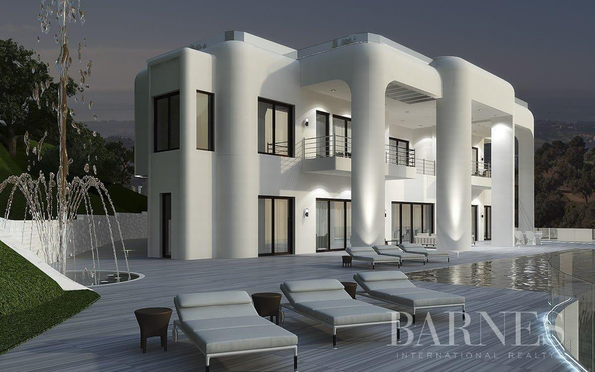 Benahavís  - Villa 25 Cuartos 10 Habitaciones - picture 4