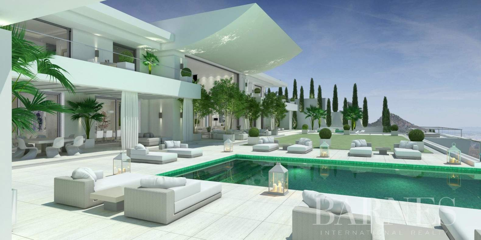 Benahavís  - Villa 30 Cuartos 10 Habitaciones - picture 4