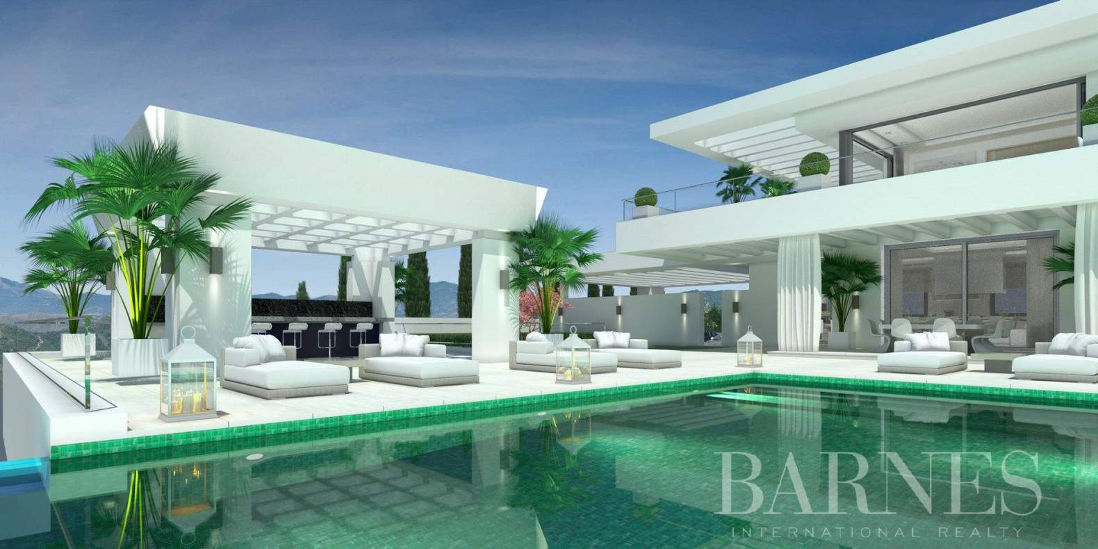 Benahavís  - Villa 30 Cuartos 10 Habitaciones - picture 3