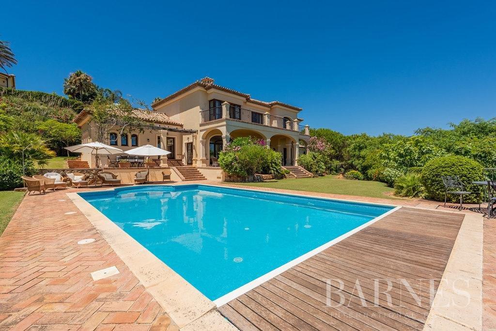 Sotogrande  - Villa 20 Cuartos 8 Habitaciones - picture 2