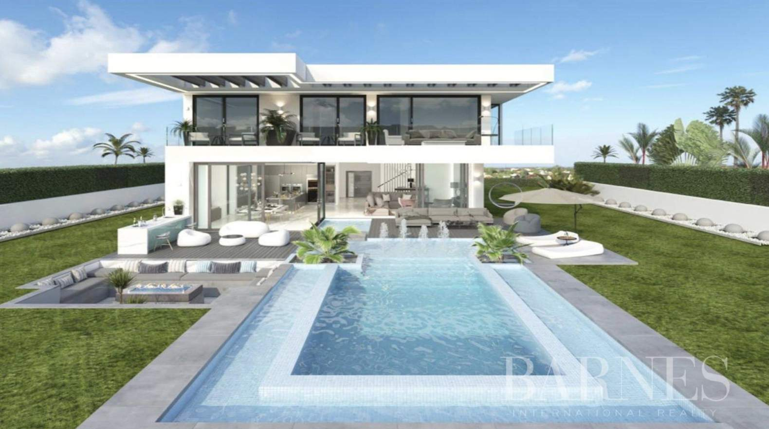 Riviera del Sol  - Villa 10 Cuartos 4 Habitaciones - picture 1