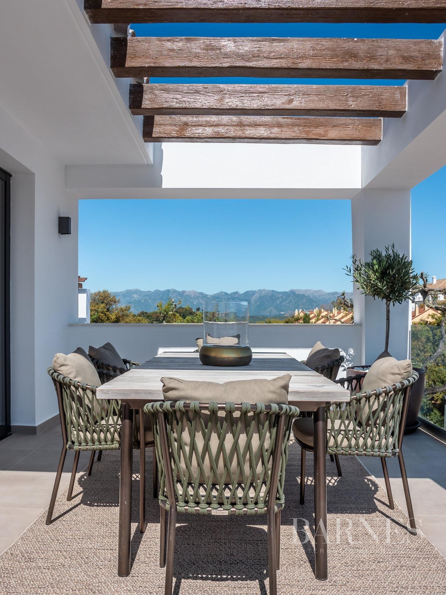 Elviria Hills  - Casa adosada 4 Cuartos 3 Habitaciones - picture 3