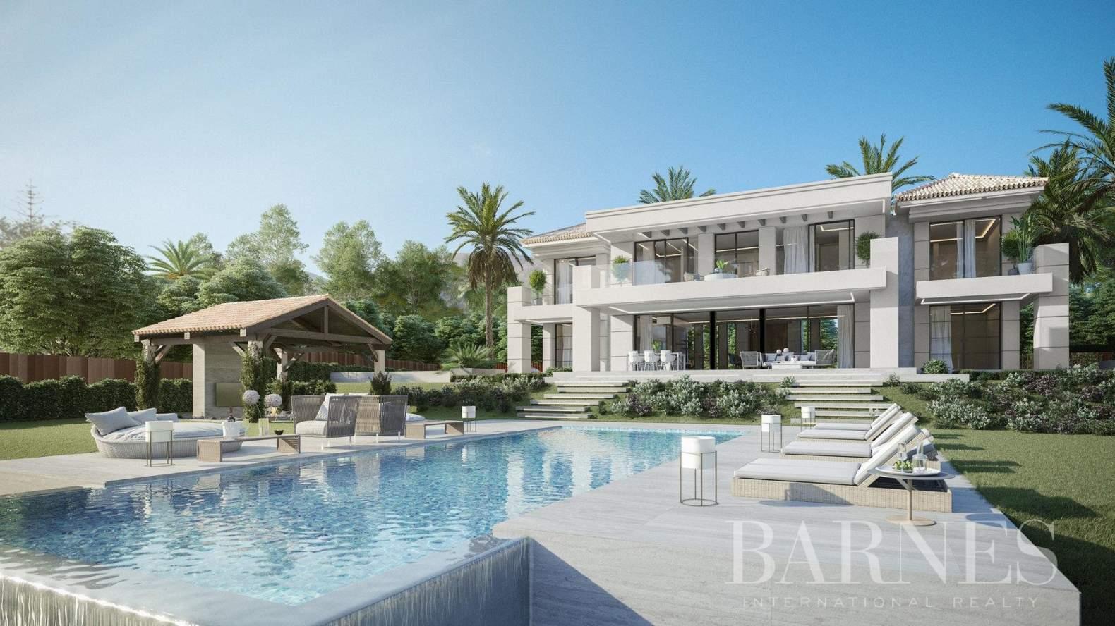 Benahavís  - Villa 20 Cuartos 5 Habitaciones - picture 2