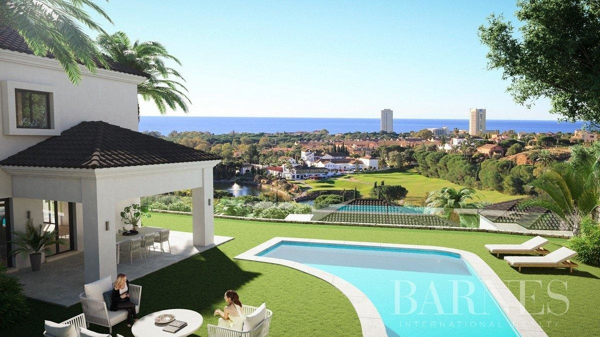Marbella  - Villa 4 Pièces 3 Chambres - picture 1