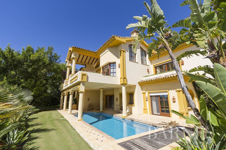 Benahavís  - Villa 20 Cuartos 4 Habitaciones - picture 1