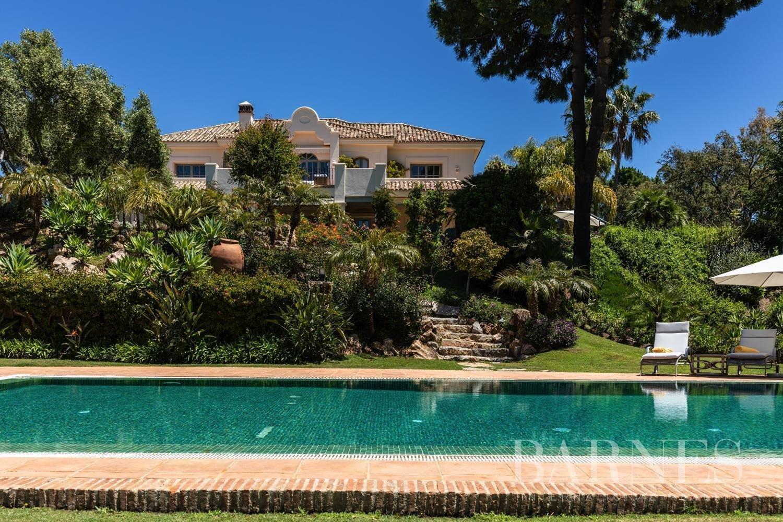Benahavís  - Villa 25 Cuartos 5 Habitaciones - picture 10