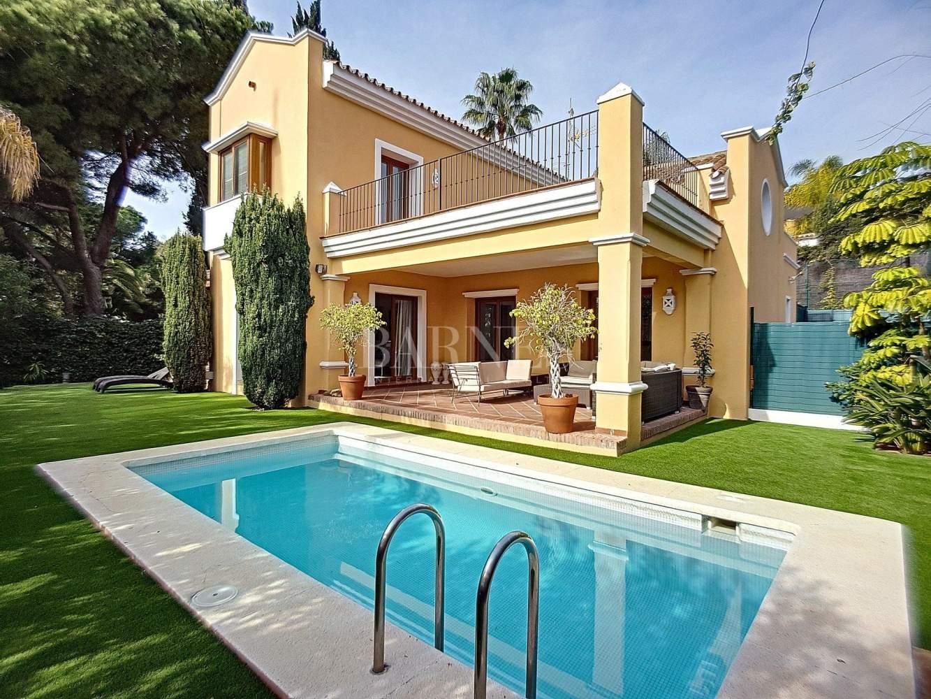 Marbella  - Villa 6 Cuartos 5 Habitaciones - picture 1