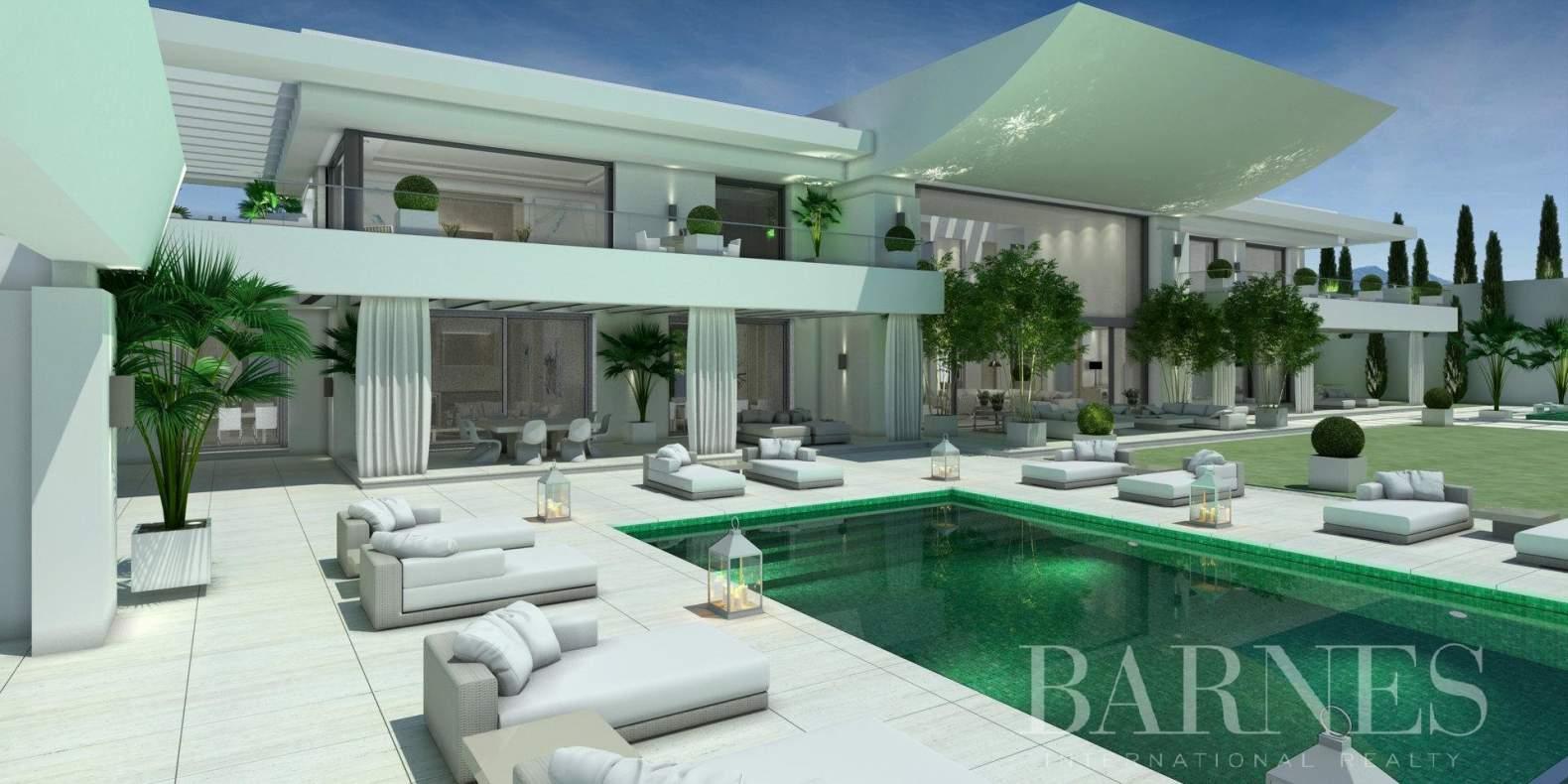 Benahavís  - Villa 30 Cuartos 10 Habitaciones - picture 6