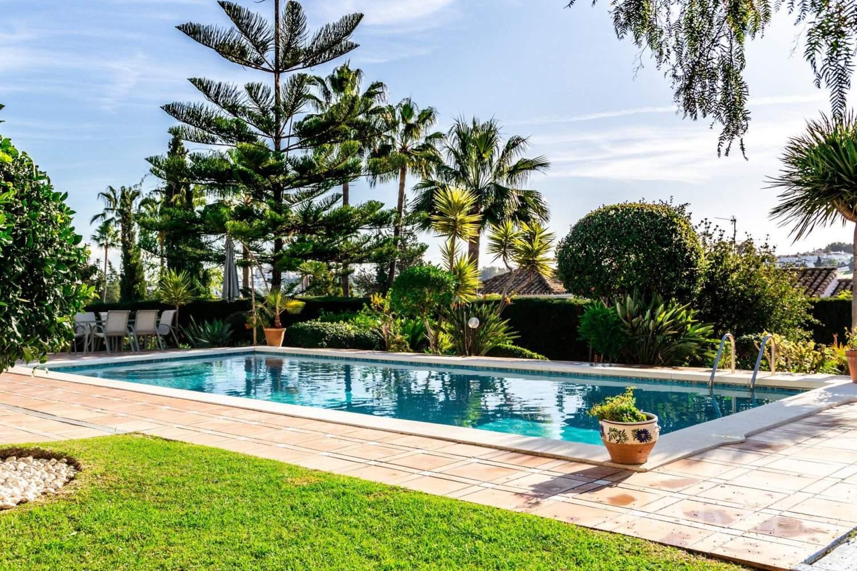 Benahavís  - Villa 20 Cuartos 6 Habitaciones - picture 6