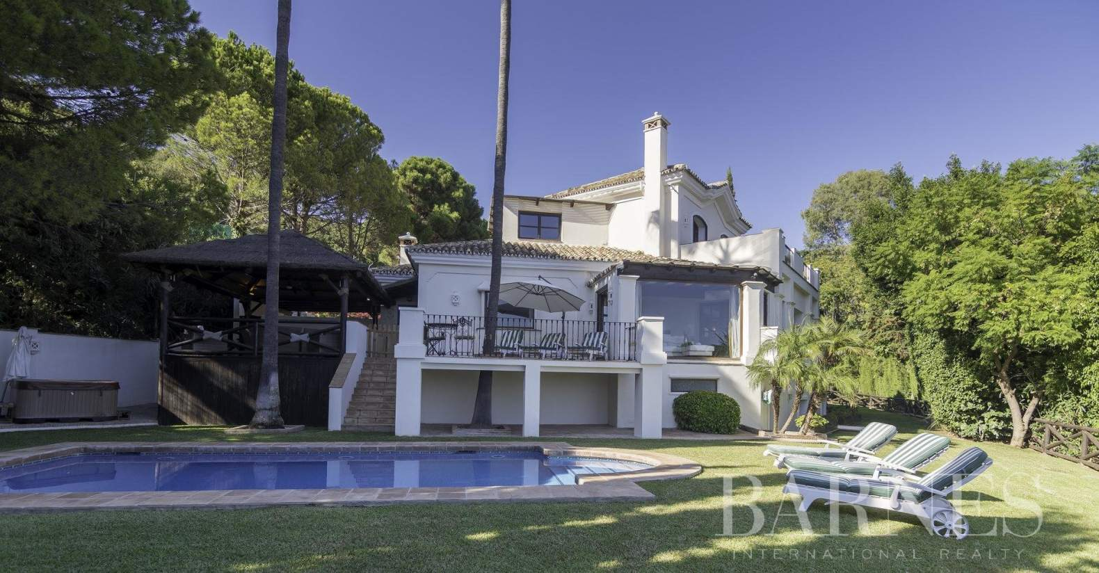 Benahavís  - Villa 20 Cuartos 5 Habitaciones - picture 1