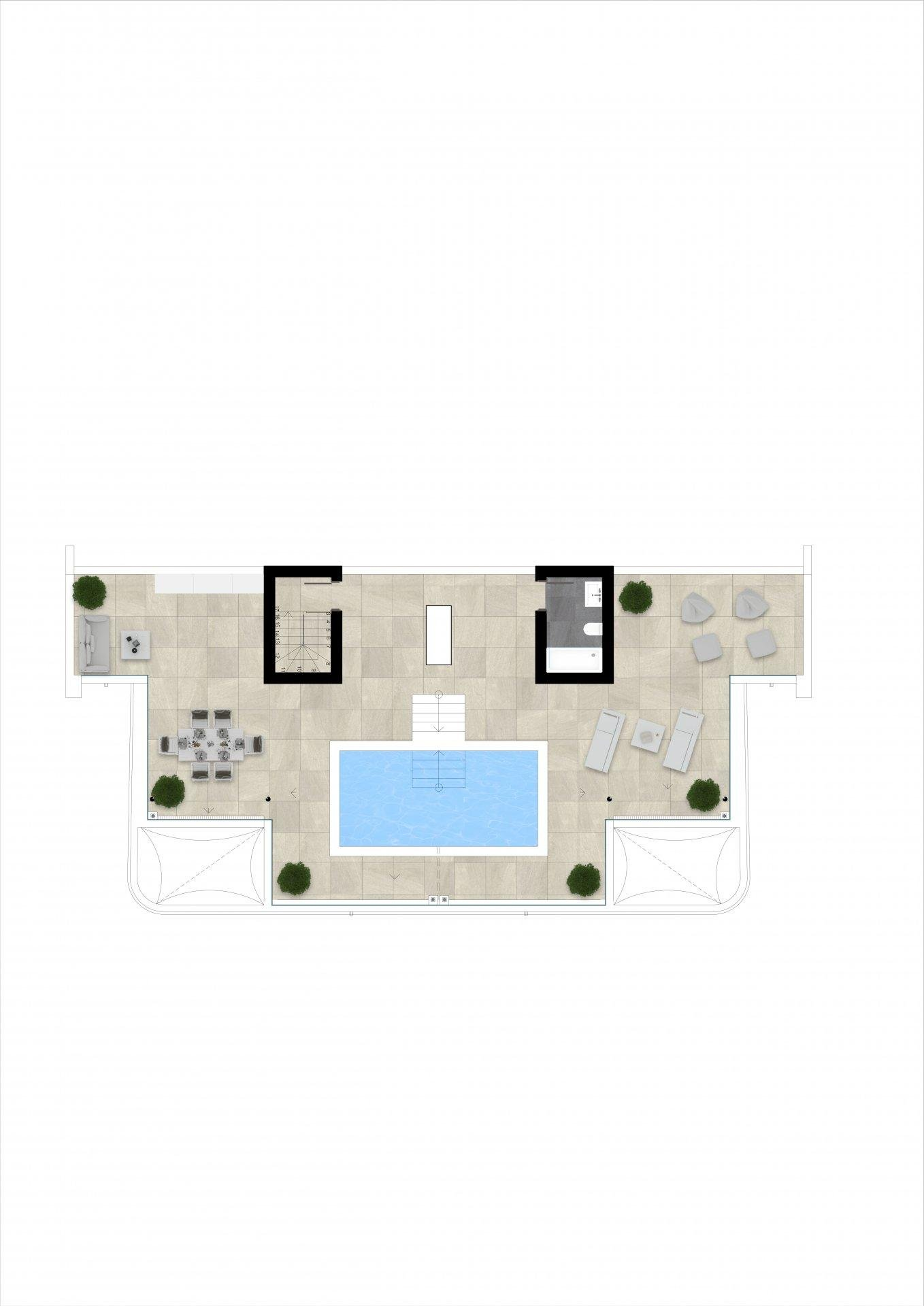 Sotogrande  - Penthouse 4 Bedrooms - picture 10