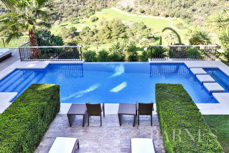 Benahavís  - Villa 20 Cuartos 7 Habitaciones - picture 2