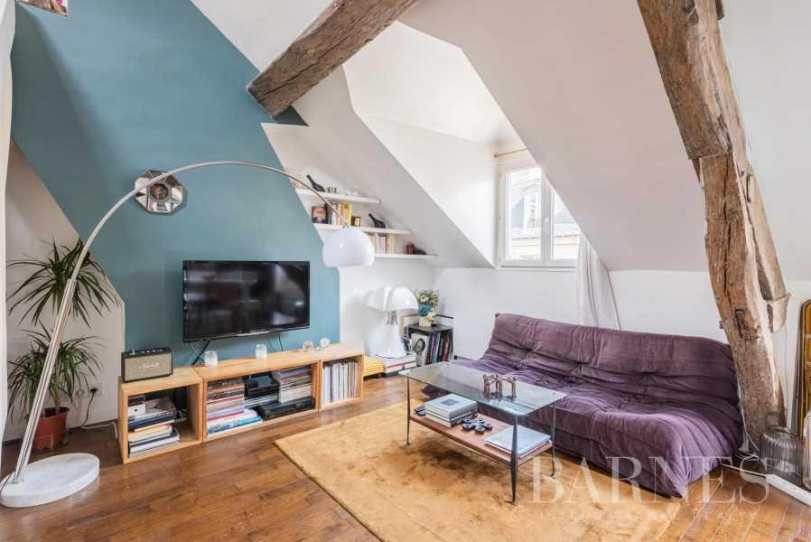Paris  - Appartement 1 Pièce, 1 Chambre