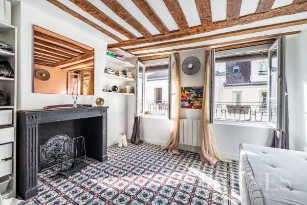 Appartement Paris 75003  -  ref 6080013 (picture 1)