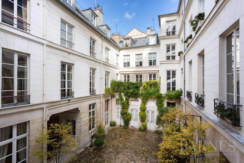 Paris 4 - Saint Paul - Top floor - Bright - Lift picture 12