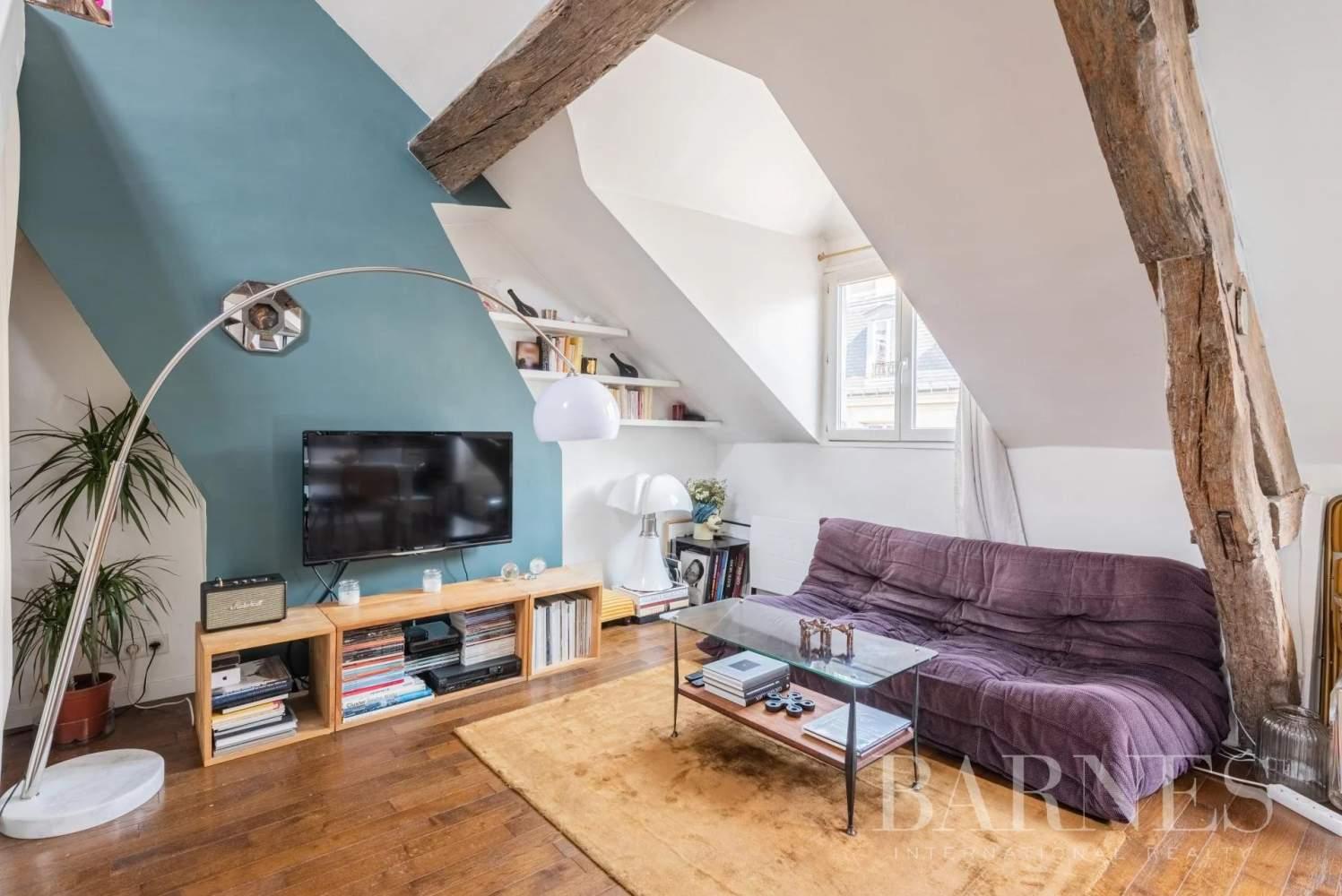 Paris  - Appartement 1 Pièce, 1 Chambre - picture 4