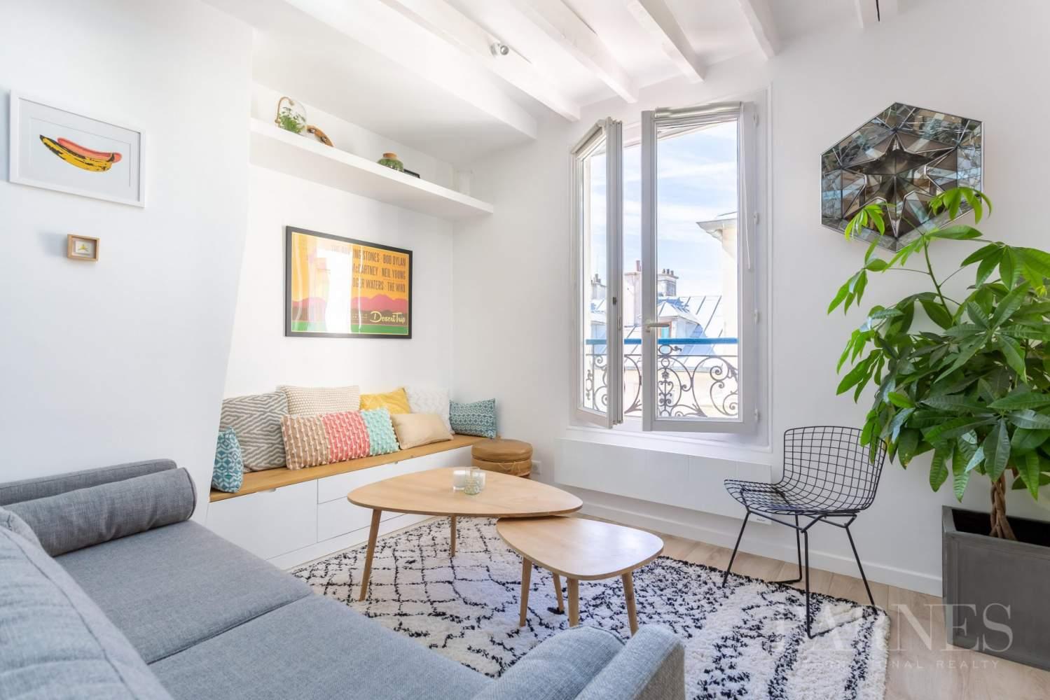 Paris  - Appartement 3 Pièces 2 Chambres - picture 10