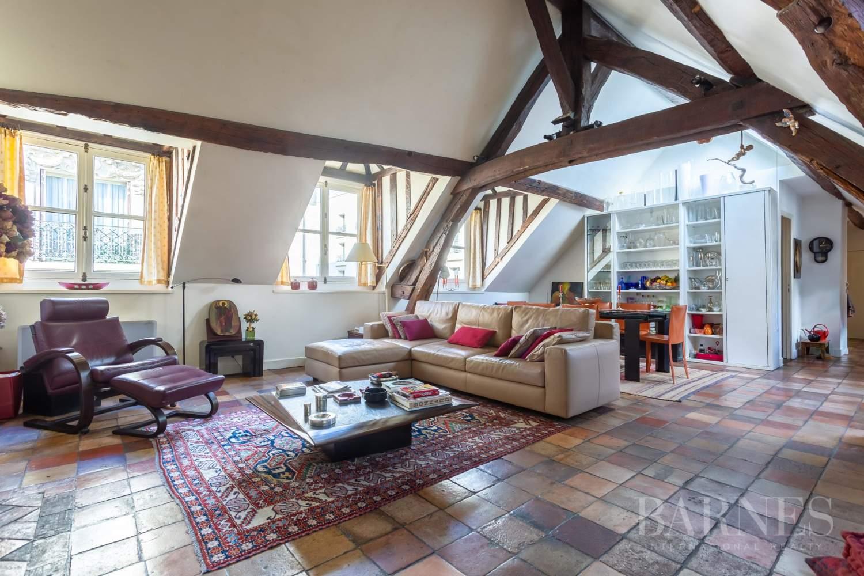 Paris 4 - Saint Paul - Top floor - Bright - Lift picture 3