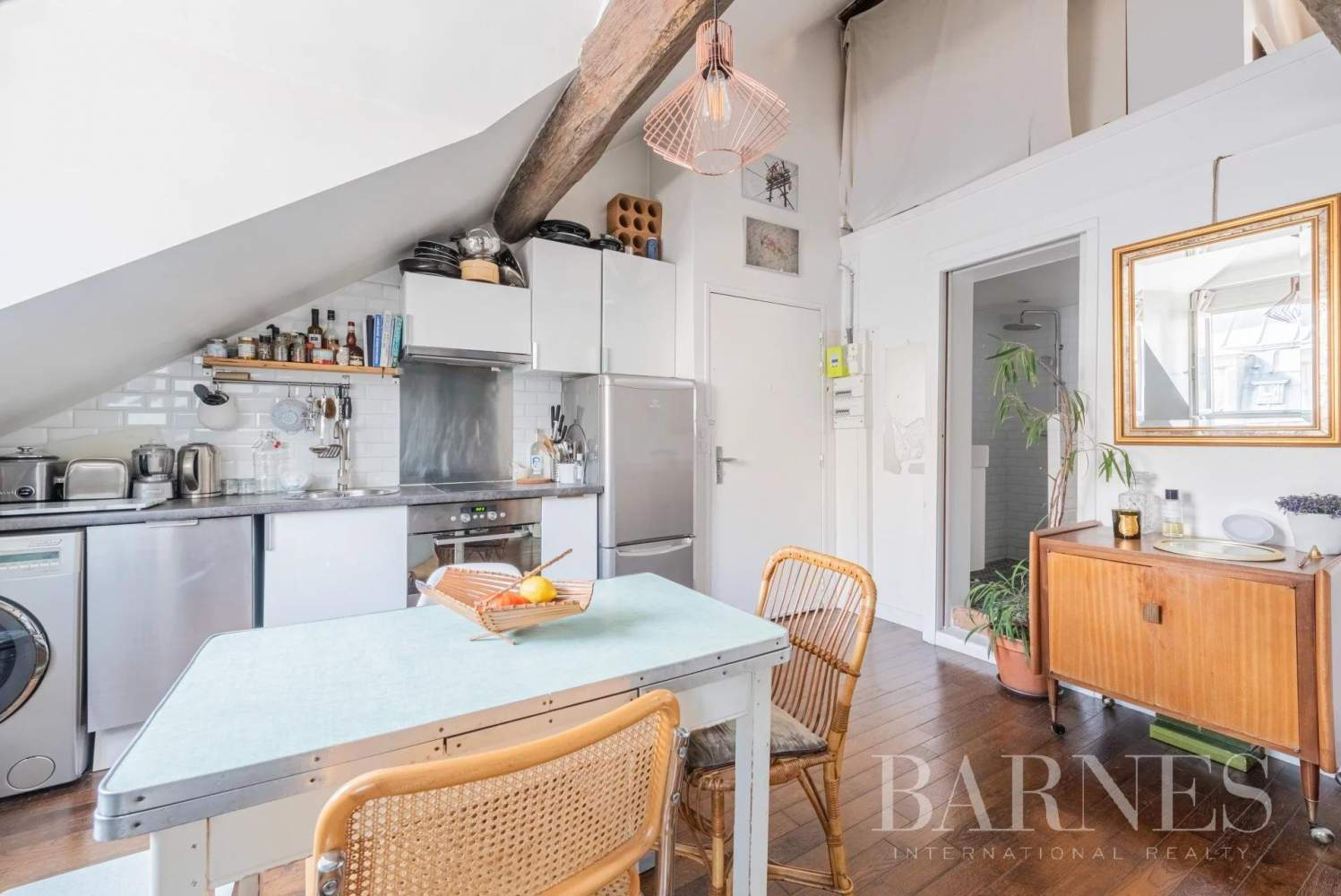 Paris  - Appartement 1 Pièce, 1 Chambre - picture 5
