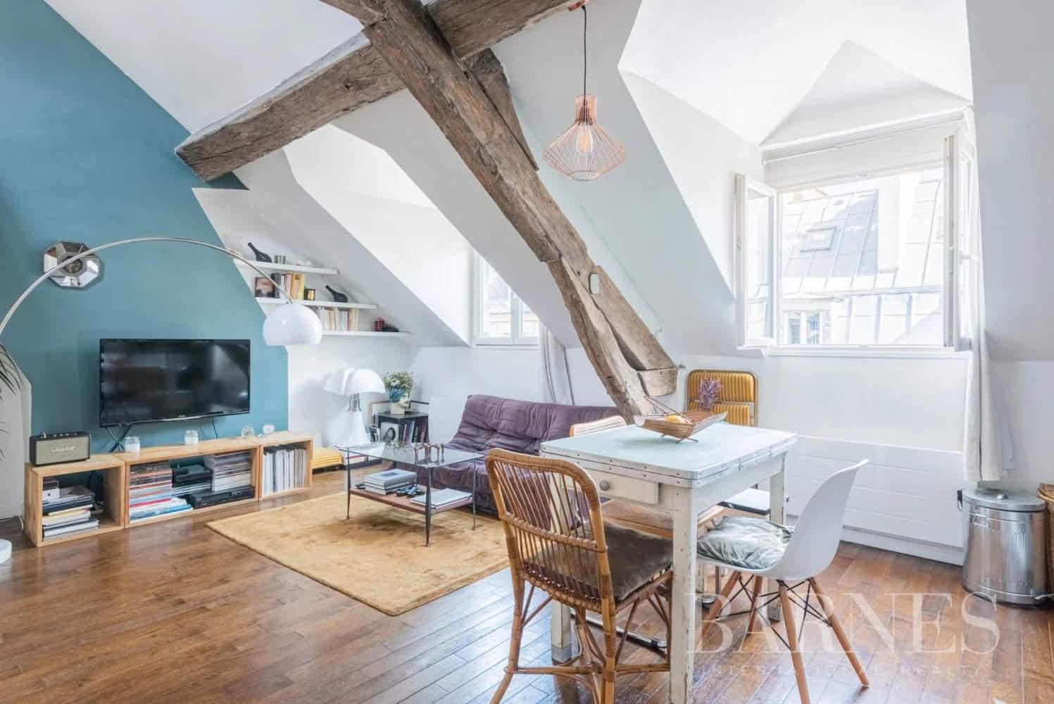 Paris  - Appartement 1 Pièce, 1 Chambre - picture 1
