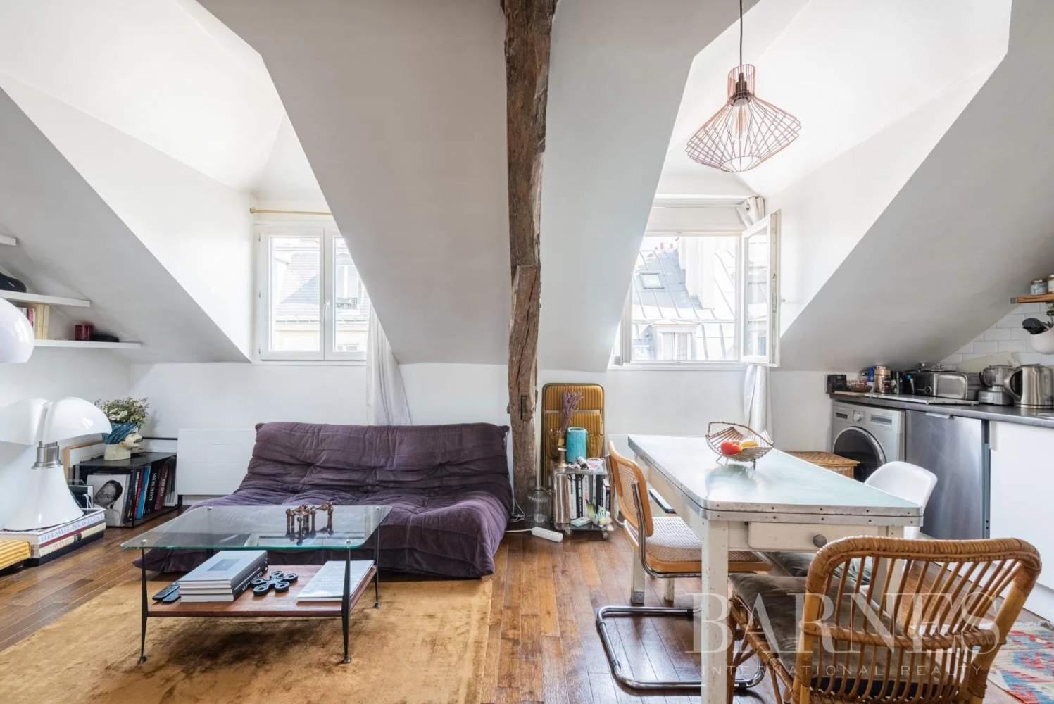 Paris  - Appartement 1 Pièce, 1 Chambre - picture 9