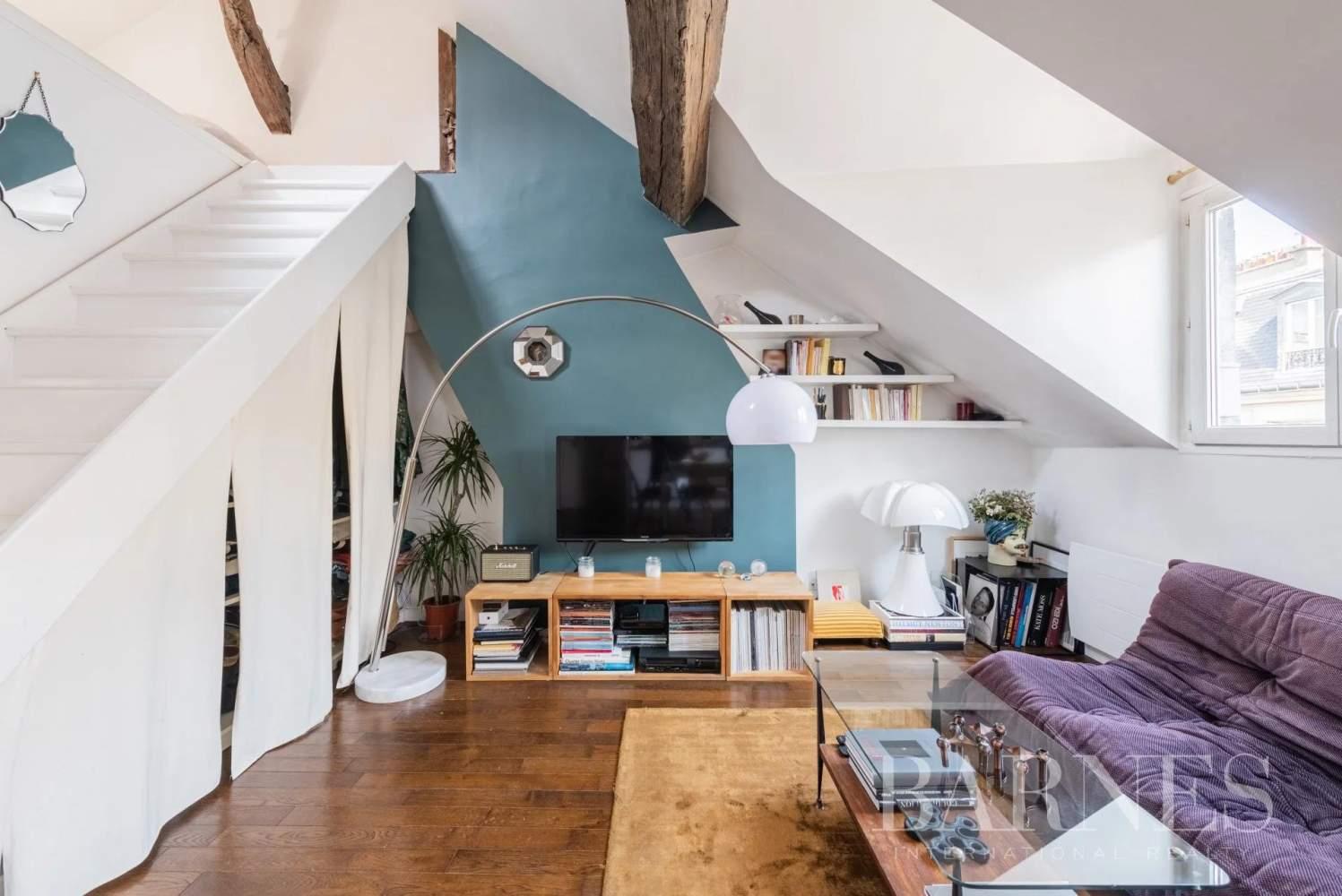 Paris  - Appartement 1 Pièce, 1 Chambre - picture 6