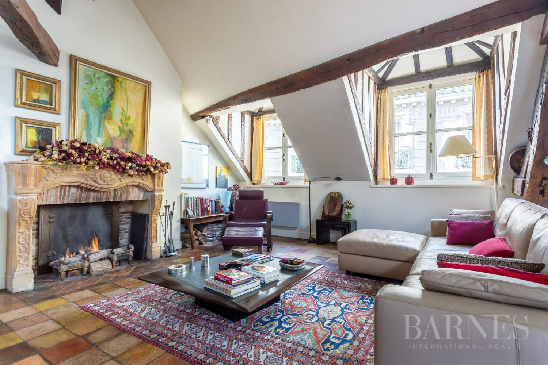 Paris 4 - Saint Paul - Top floor - Bright - Lift picture 2