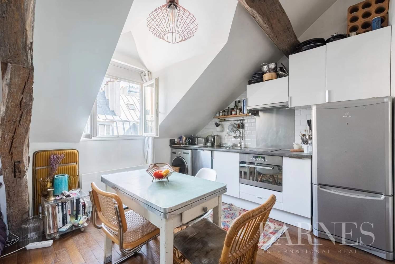 Paris  - Appartement 1 Pièce, 1 Chambre - picture 3