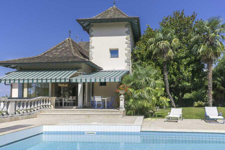 Anthy-sur-Léman  - House 6 Bedrooms
