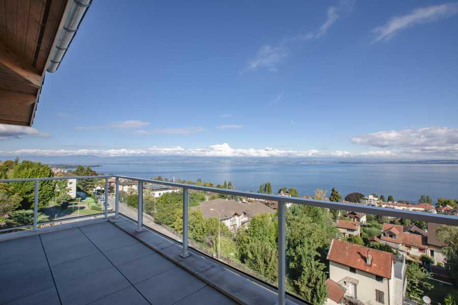 Évian-les-Bains  - Appartement 5 Pièces 3 Chambres