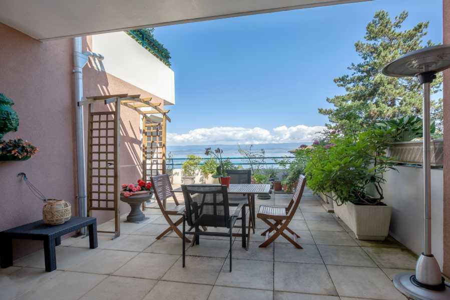 Thonon-les-Bains  - Appartement 4 Pièces 2 Chambres