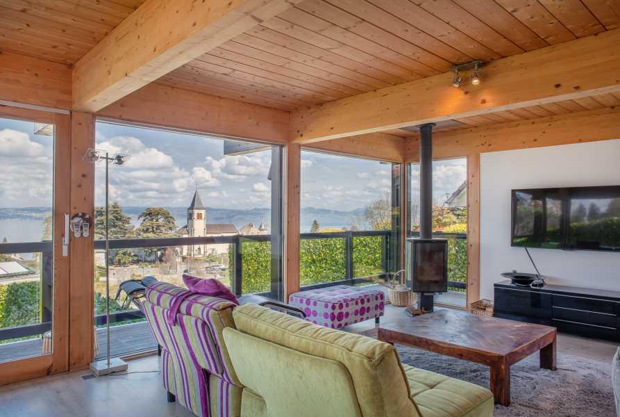 Évian-les-Bains  - Villa 5 Pièces 3 Chambres